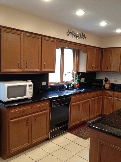 Forest Park IL Cabinet Refinishers