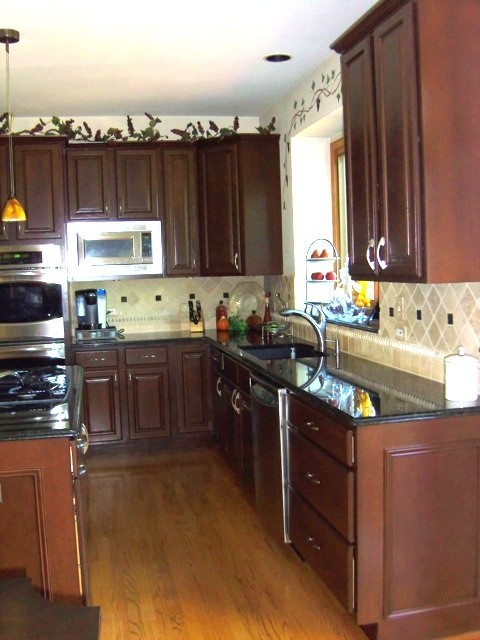 Plainfield Kitchen Cabinet Refinishers (630) 922-9714 | Cabinet ...